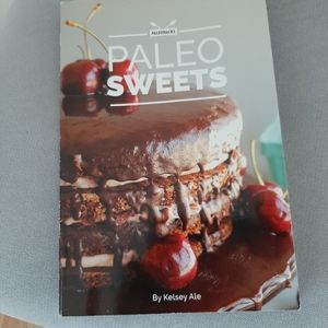 Paleo Sweets by Kelsey Ale CookBook